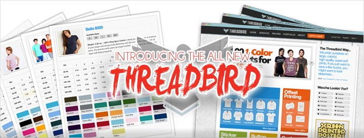 The All New Threadbird!